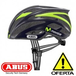 OFERTA Casco ABUS MOVISTAR 2017