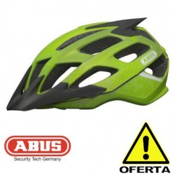 OFERTA Casco MTB ABUS HILL BILL Verde