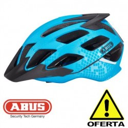 OFERTA Casco MTB ABUS HILL BILL Azul