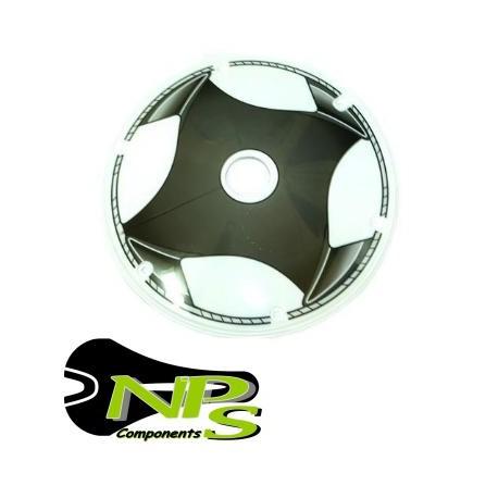 """Discos NPS Cubre Ruedas 20"""" BMX R4"""