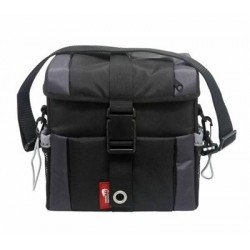 Bolsa de manillar NEW LOOXS VIGO sport twister impermeable negro-gris