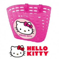 Cesta Infantil HELLO KITTY ROSA