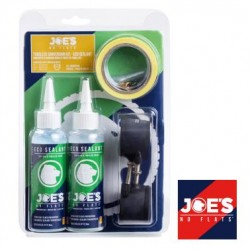 Kit Completo Tubeless  JOE´S ancho 19 - 25 Presta
