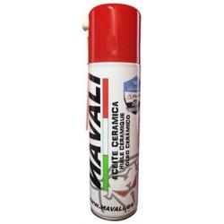 Aceite con cerámica NAVALI zonas duras spray 250ml