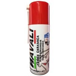 Aceite con cerámica NAVALI zonas duras spray 400ml