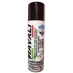 Limpiador para bicis eléctricas NAVALI spray 250ml