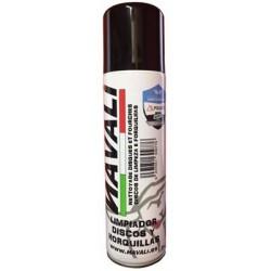 Spray NAVALI limpia discos y horquillas 250ml