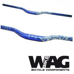 Manillar MTB WAG Aluminio 780 AZUL