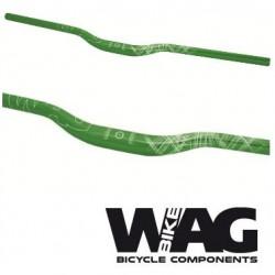 Manillar MTB WAG Aluminio 780 VERDE