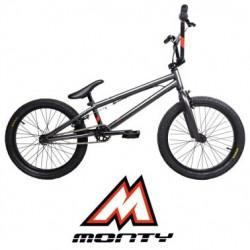 Bicicleta FREESTYLE BMX MONTY 301 GRIS