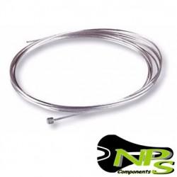 Cable de CAMBIO para Carretera y MTB Acero NPS