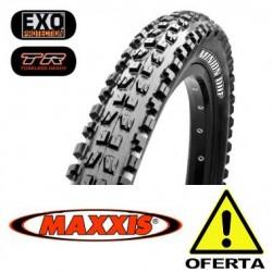 "OFERTA Cubierta 29"" MAXXIS MINION FRONT 2.30 EXO Tubeless"