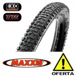 "OFERTA Cubierta 27.5"" MAXXIS AGRESSOR 2.30 EXO Tubeless"