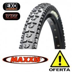 "OFERTA Cubierta 26"" MAXXIS HIGH ROLLER II 2.30 EXO Tubeless"