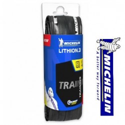 Cubierta MICHELIN LITHION3 23 NEGRO