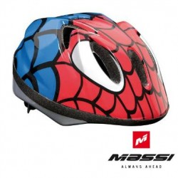 Casco Infantil MASSI SPIDERMAN regulable