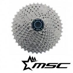Cassette MSC 9 velocidades 11-42