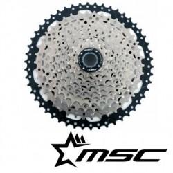 Cassette MSC 2 ALU SPIDER 10 velocidades 11-50