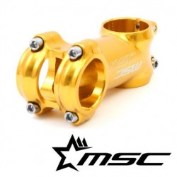 Potencia MSC DECOR 70mm Aluminio ORO