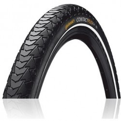 Cubierta CONTINENTAL CONTACT PLUS REFLEX 700x42 negra