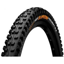 Cubierta CONTINENTAL DER BARON 27.5X2.4 PROJEKT PROTECTION plegable TUBELESS READY