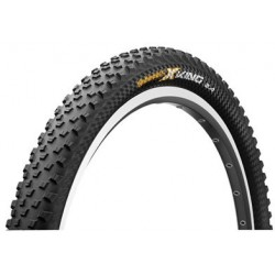 Cubierta CONTINENTAL X-KING 27.5x2.20 PROTECTION TUBELESS READY plegable negra