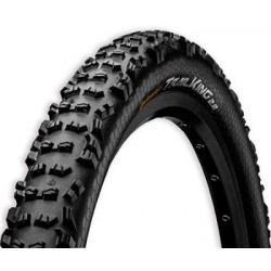 Cubierta CONTINENTAL TRAIL KING 26x2.20 PROTECTION TUBELESS READY negra