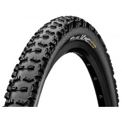 Cubierta CONTINENTAL TRAIL KING II 27.5x2.20 plegable TUBELESS READY