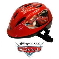 CASCO Infantil DISNEY CARS ROJO Regulable