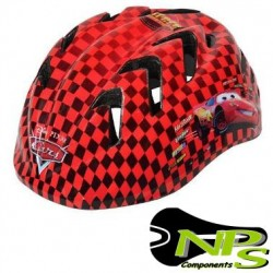 Casco Infantil CARS NPS Regulable