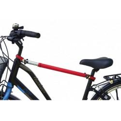 Soporte portabicicletas PERUZZO para bicicletas sin barra