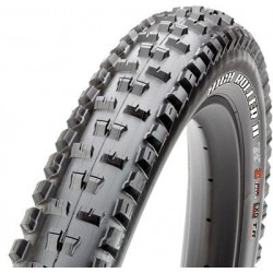 Cubierta MAXXIS HIGH ROLLER II EXO DUAL COMPOUND 27.5x2.40 Tubeless Ready plegable