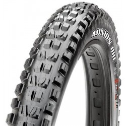 Cubierta MAXXIS MINION DHF EXO DUAL COMPOUND 27.5x2.80 Tubeless Ready plegable