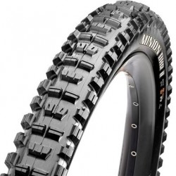 Cubierta MAXXIS MINION DHR II EXO DUAL COMPOUND 27.5x2.40 Tubeless Ready plegable