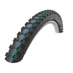 Cubierta SCHWALBE FAT ALBERT REAR 27.5X2.35 HS478 TUBELESS EASY SNAKESKIN ADDIX SPEEDGRIP plegable negra