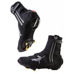 Cubre-zapatillas SEALSKINZ HALO LED neopreno impermeable negro