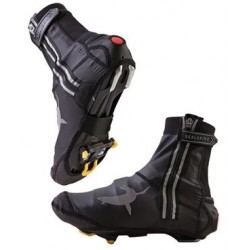 Cubre-zapatillas SEALSKINZ LIGHTWEIGHT HALO negro