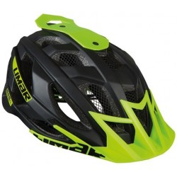 Casco LIMAR MTB 888 CAMERA LIGHT negro mate-verde