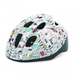 Casco POLISPORT JUNIOR CATS multicolor