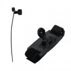 Soporte SIGMA universal de casco para luces SIGMA POWERLED EVO-KARMA EVO-QUADRO-QUADRO X