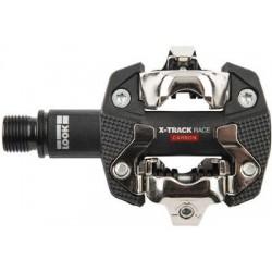 Pedales de MTB LOOK X-TRACK RACE carbono SPD