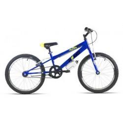 "Bicicleta infantil 20"" JL WENTY azul"