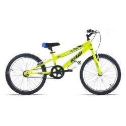 "Bicicleta infantil 20"" JL WENTY amarilla"