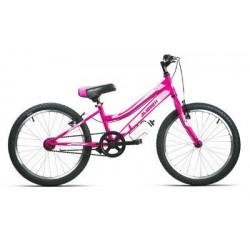 """Bicicleta infantil 20"""" JL WENTY rosa"""