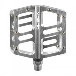 Pedal plataforma XPEDO JEK MTB-FREERIDE plata