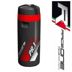 Bidón Almacenaje RACE ONE PR.1 BOX NEGRO Rojo