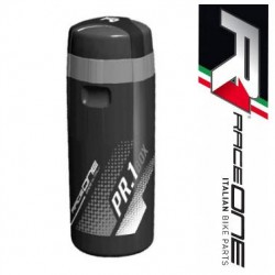 Bidón Almacenaje RACE ONE PR.1 BOX NEGRO Gris
