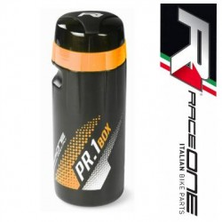 Bidón Almacenaje RACE ONE PR.1 BOX NEGRO Naranja