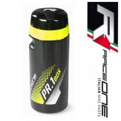 Bidón Almacenaje RACE ONE PR.1 BOX NEGRO Amarillo
