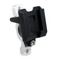 Adaptador de manillar T-ONE PYLON 22.2 de diámetro alumínio-plástico